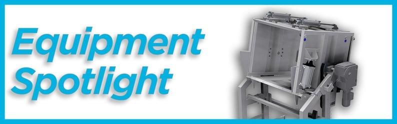 wyma equipment spotlight banner for electric bin tipper