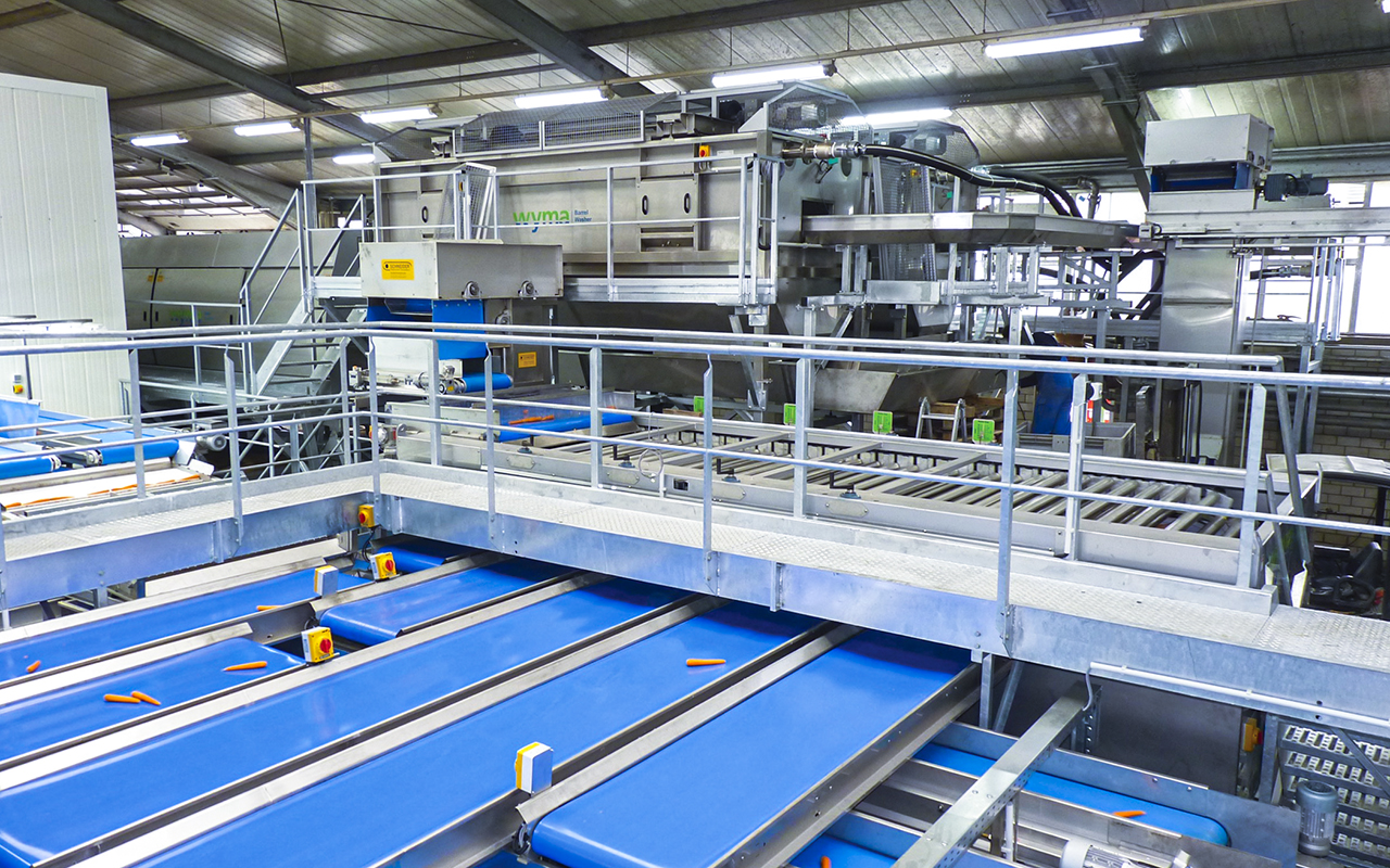 Line upgrade leads to increased shelf life for Abenhardt carrots