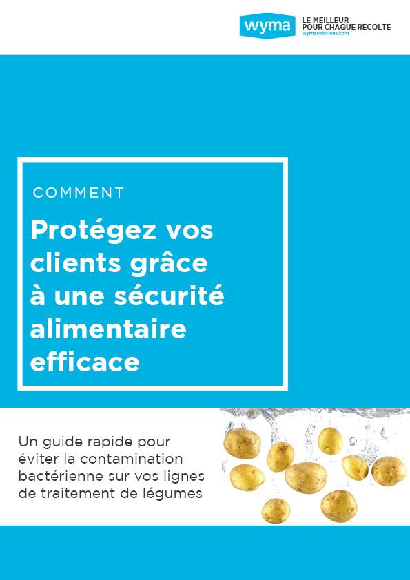 Protégez vos clients grâce à une sécurité alimentaire efficace