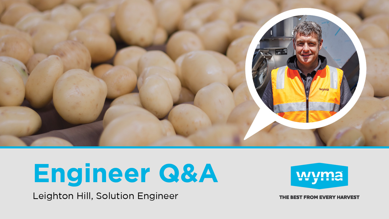 Engineer Q&A: Potato Bruising / Gentle Handling