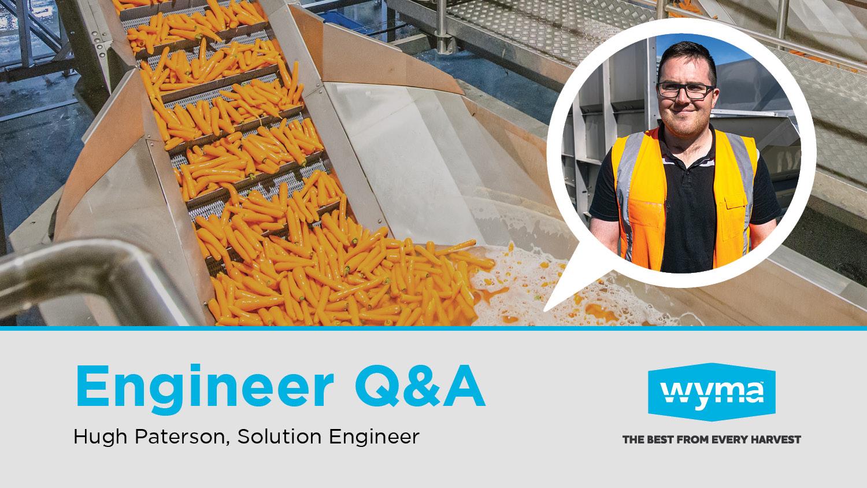 Engineer Q&A: Keeping carrots fresh