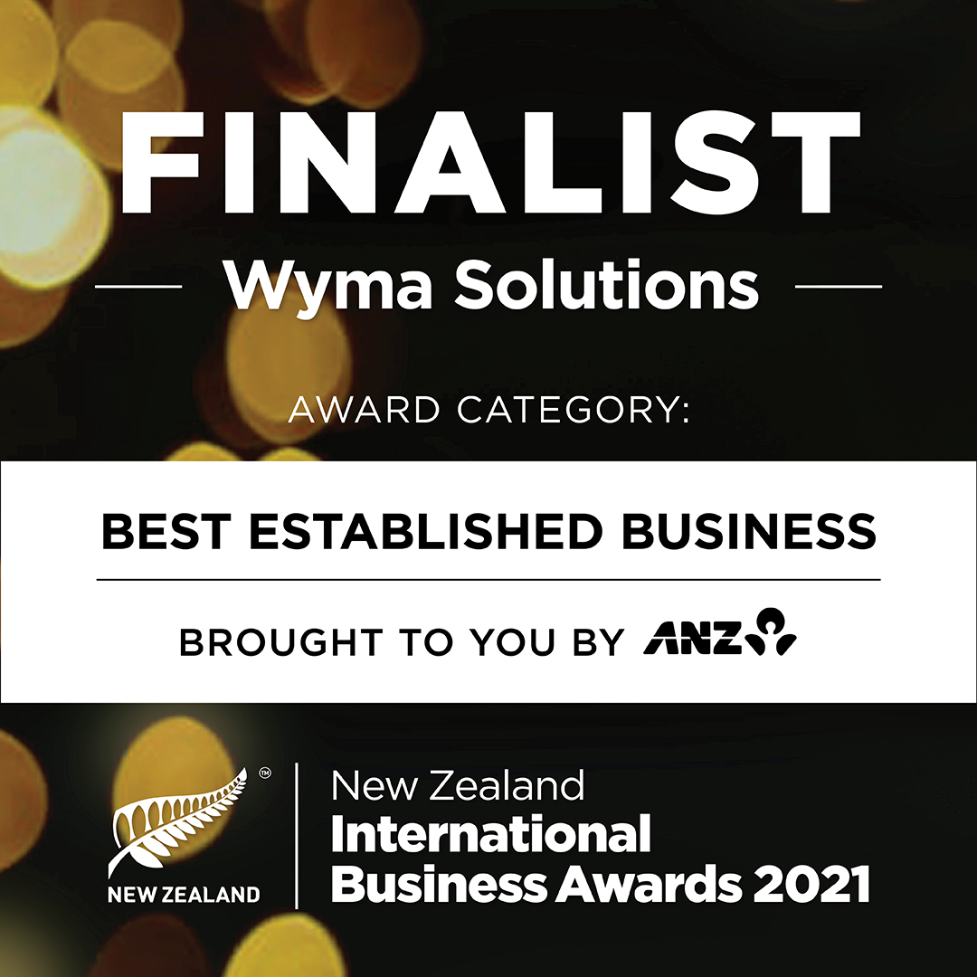 Wyma selected as finalist for Award