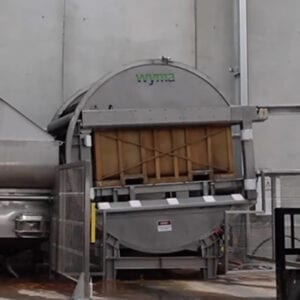 5 tonne Rotary Bin Tipper