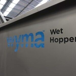 Mini-Wet Hopper