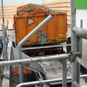 Truck Washout System