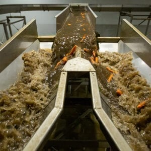 Flume Conveying