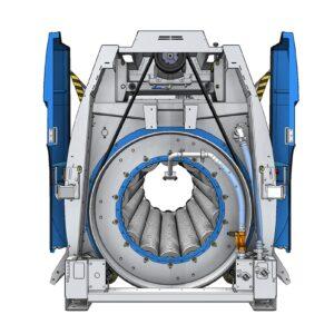 Vege-Polisher™ belt tensioning info