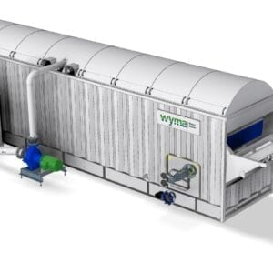 Hydro-Cooler for loose produce