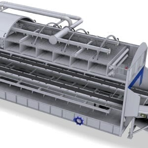 ydro-Cooler for produce in bins