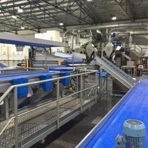 Belt Inspection Conveyor
