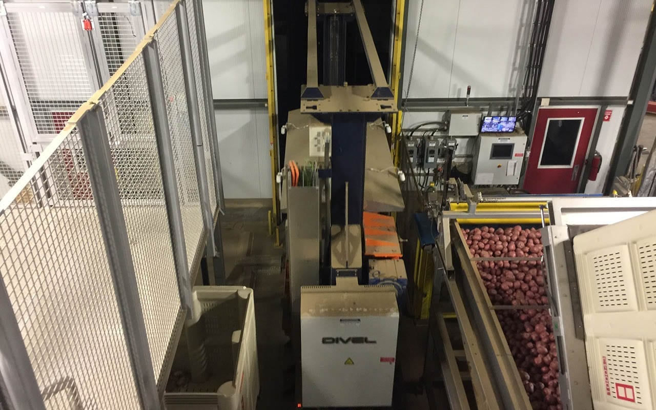 Divel Automated Warehouse Systems