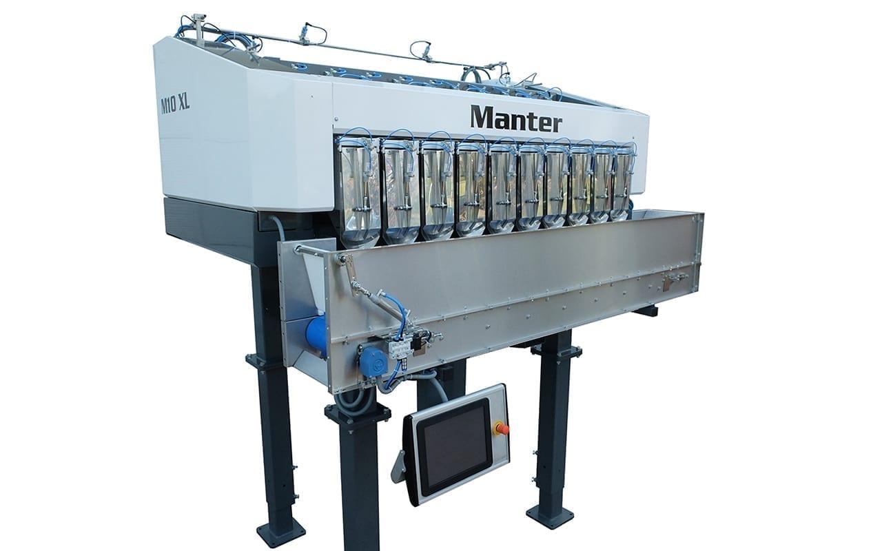 Manter M10‑XL Weigher