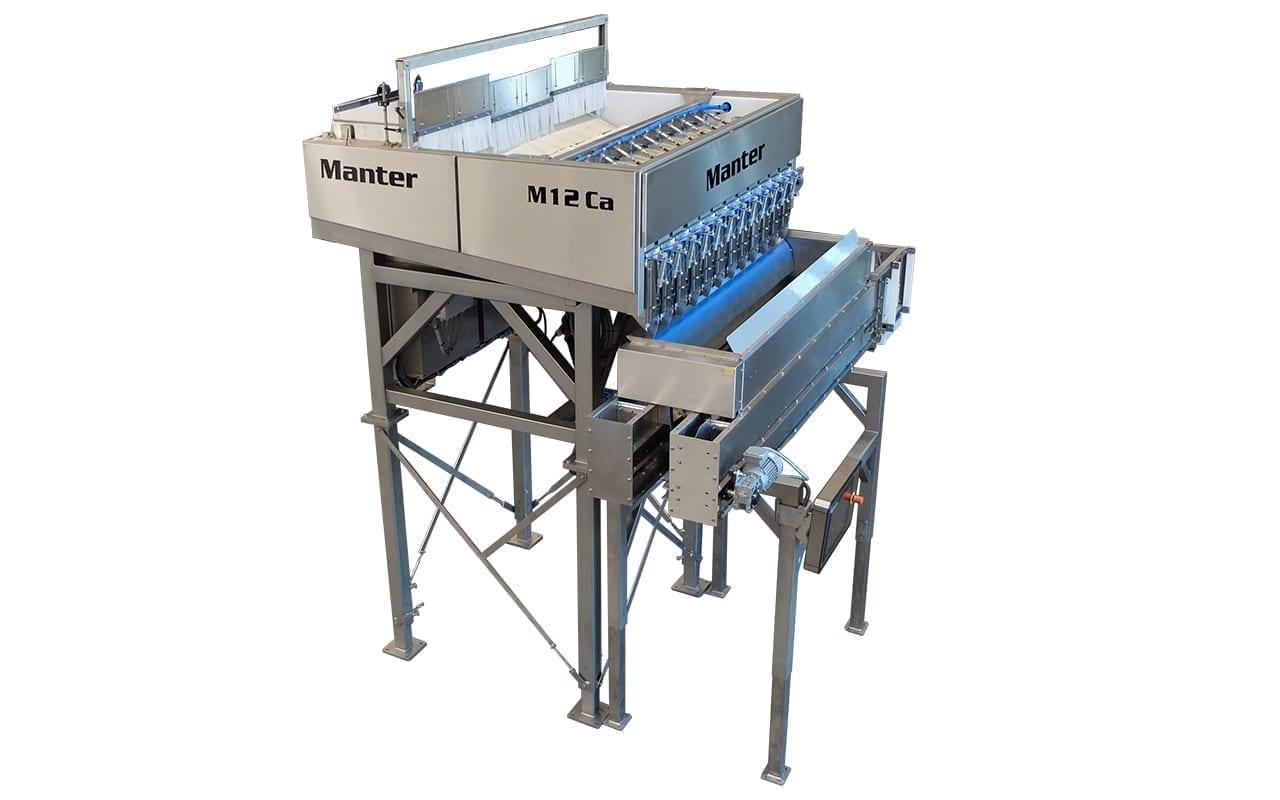 Manter M12‑Ca Weigher