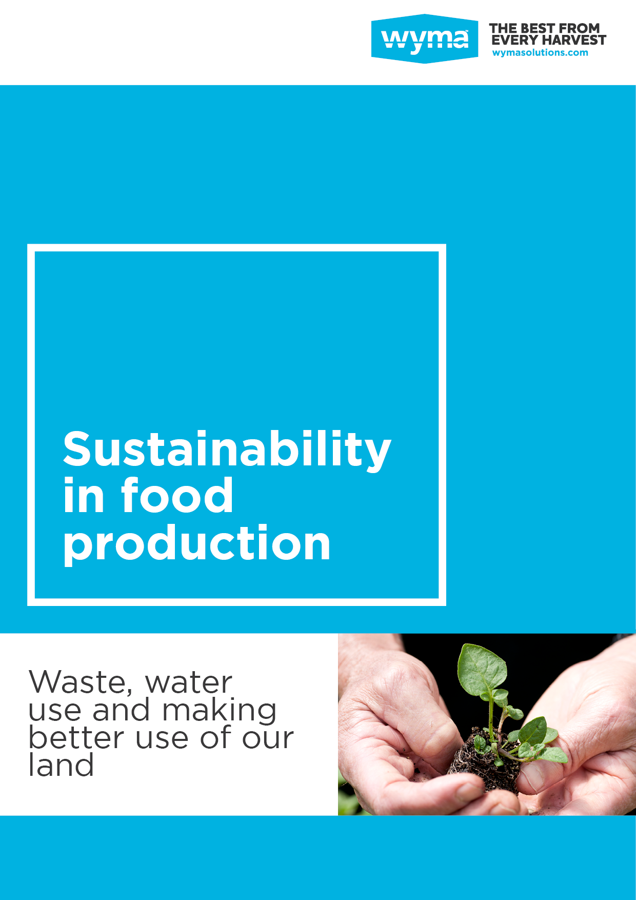 Sustainability in food production